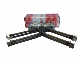 Комплект для лифта (рессора/мост) 60 мм алюминий УАЗ Хантер, Патриот