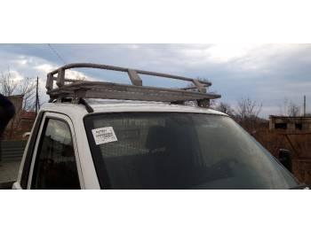 Багажник на УАЗ Профи, Карго СНАЙПЕР корзина (однорядная кабина)