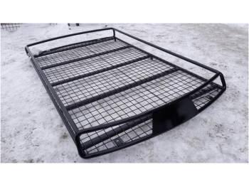 Багажник на УАЗ Патриот Пикап Трубный ф27