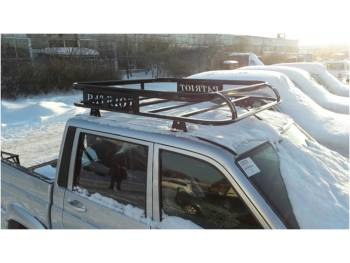 Багажник на УАЗ Патриот Пикап, Профи Навигатор
