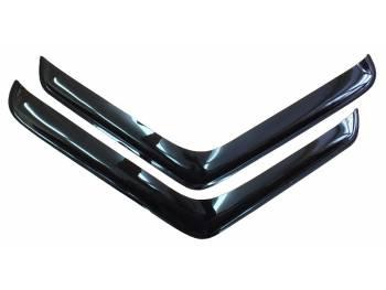 Дефлектор двери (ветровики) на УАЗ-3909 Буханка