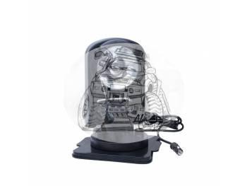 Фароискатель P001 35W ксенон с дистанционным управлением (цоколь H3)