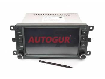 Автомагнитола «Supra» SCD-3163-7901020-50 УАЗ Патриот (2014-2016)