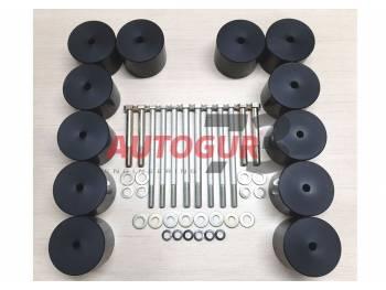 Комплект бодилифт Ssang Yong Actyon Sports (60 мм/ O 80 мм)