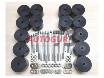 Комплект бодилифт Ssang Yong Musso Sports (30 мм/ O 80 мм)