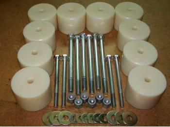 Комплект бодилифт Ssang Yong и ТагАЗ (100 мм/ O 90мм)
