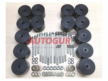 Комплект бодилифт Ssang Yong Musso Sports (30 мм/ O 90 мм)