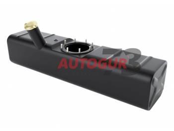 Бак топливный УАЗ Хантер 39 л правый (инжектор) Бакор (930 мм)