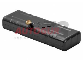 Бак топливный УАЗ 3303 56 л основной левый (карбюратор) Бакор (1025 мм)