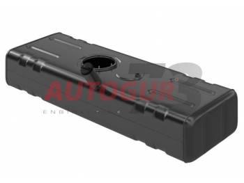 Бак топливный УАЗ 2206 56 л основной левый (инжектор) Бакор (1025 мм)