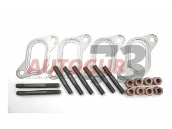 Комплект крепления крепления выпускного коллектора дв.ЗМЗ 405, 406, 409 УАЗ, ГАЗ MetalPart