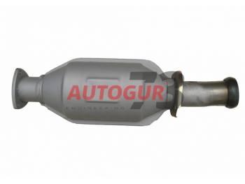 Нейтрализатор каталитический (катализатор) выхлопных газов УАЗ 390945 с двигателем ЗМЗ 409 Евро 3 (МГС)