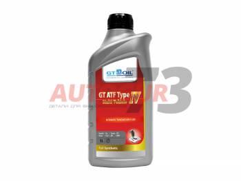 Трансмиссионное масло для АКПП синтетическое GT ATF TYPE IV MULTI VEHICLE (1 л)