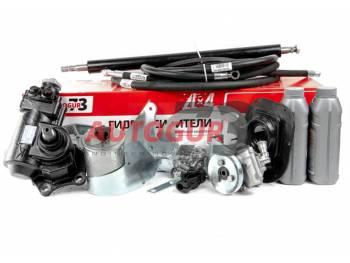 Гидроусилитель руля ГУР УАЗ 452 Yubei дв. ЗМЗ 402, 410 Autogur73
