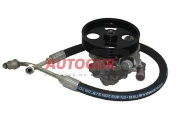 Комплект замены насоса гур Delphi на YuBei УАЗ 3163 Патриот (насос, шланг) Autogur73