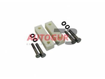 Комплект проставок под крепление стабилизатора УАЗ Хантер, Патриот (30 мм) Autogur73