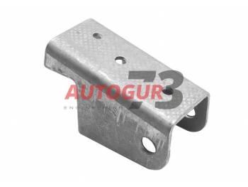 Кронштейн поперечной тяги (Панара) пружинной подвески (рама) УАЗ Хантер, Патриот Autogur73