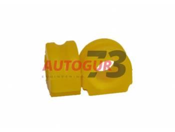 Втулка стабилизатора УАЗ Патриот (полиуретан) (2 шт)