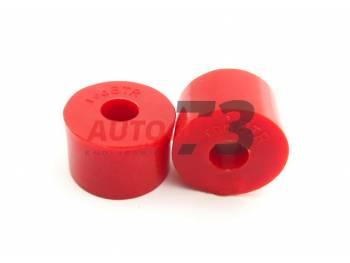 Подушка штока переднего амортизатора (полиуретан) УАЗ 3160, Хантер, Патриот (2 шт) redBTR