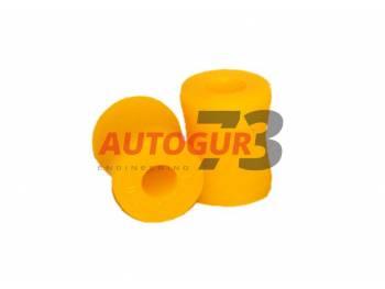Втулка амортизатора нижняя УАЗ 3160 (полиуретан) (2 шт)