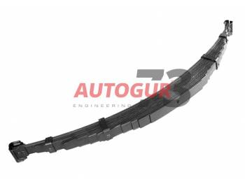 Рессора УАЗ 452 задняя усиленная (16 листов)
