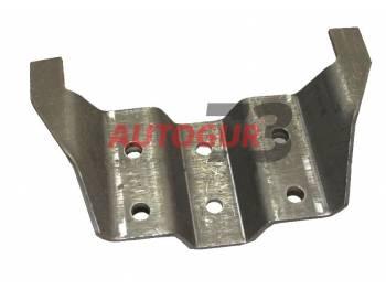 Опора кронштейна серьги задней рессоры УАЗ 3962 левая Autogur73