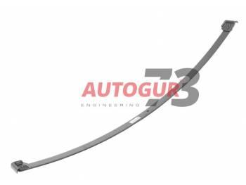Лист рессоры №1 УАЗ 452 передний