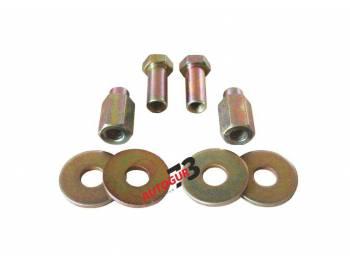 Комплект для лифта задней подвески (удлинения амортизаторов) Рено, Ниссан, Лада (20 мм) Autogur73