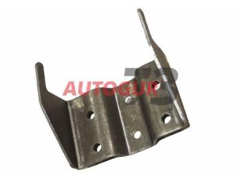 Опора кронштейна серьги задней рессоры УАЗ 3962 малолистовой левая Autogur73
