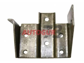 Опора кронштейна серьги задней рессоры УАЗ 3160 левая Autogur73