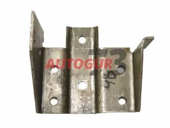 Опора кронштейна серьги задней рессоры УАЗ 3160 правая Autogur73