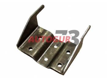 Опора кронштейна серьги задней рессоры УАЗ 3962 малолистовой правая Autogur73
