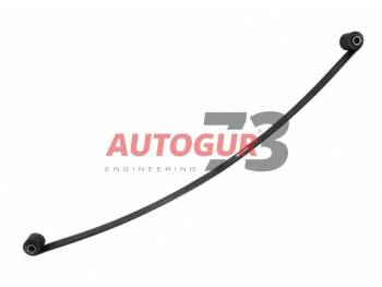 Лист рессоры №1 УАЗ 3163 задний (с шарниром)