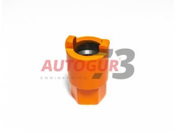 Ключ шкворня УАЗ Хантер усиленный (L-55) Трофи под шестигранник Фактор