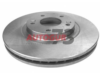 Диск тормозной передний Hyundai Tucson, Sonata /KIA Optima, Sportage d300 мм