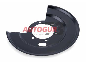 Щиток тормозного диска УАЗ 3160 под ABS мост Спайсер Autogur73