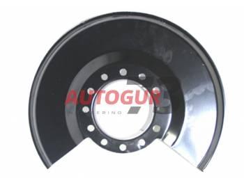 Щиток тормозного диска УАЗ 3160 на редукторный мост Autogur73