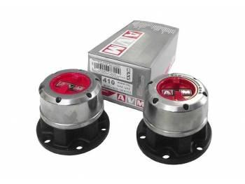 Муфты колесные (хабы) ручные усиленные на УАЗ AVM-410НР