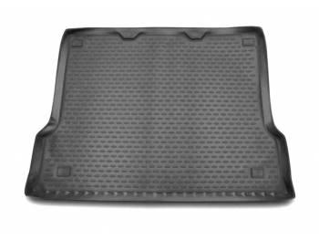 Коврик (поддон) в багажник полиуретановый УАЗ Патриот c 2014 г Novline