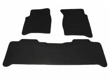 Коврики салона 3D УАЗ Патриот (все года выпуска) 3 шт EVA