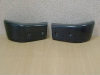 Накладки бампера Хантер передние (31512-2803058(59) АБС