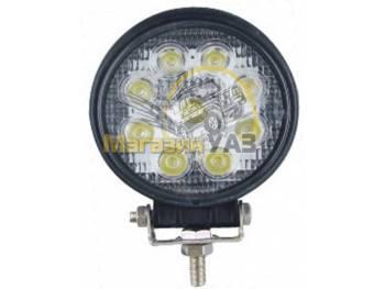 Фара дополнительного освещения LED 27w (9 сверхярких диодов) ch007 27W/87
