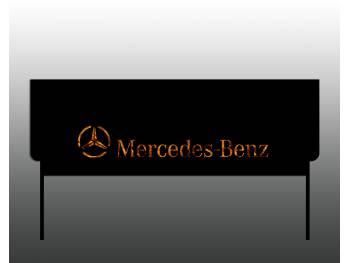 Мангал Mercedes-Benz