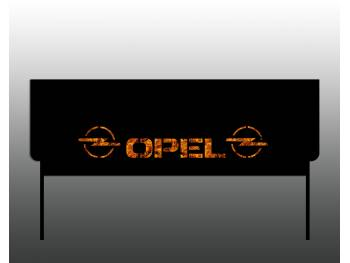 Мангал Opel