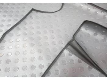 Покрытие пола с багажным отсеком (автолин) к-т на УАЗ 469 под ручник старого образца