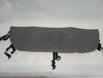 Утеплитель радиатора Газель нового образца (поролон, ватин)