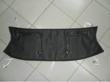 Утеплитель радиатора Патриот рестайлинг (в/кожа, поролон, ватин), серый
