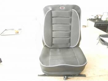 Чехлы на УАЗ 452 передние, старого образца без подголовников, комлпект 2 места