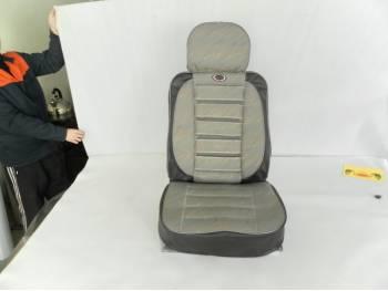 Чехлы на УАЗ 452 с 2016 г.в. передние объемные, комплект 2 места