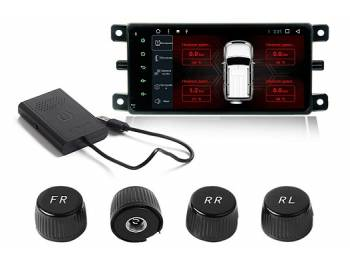 Датчики контроля давления в шинах (внешние) USB для Android